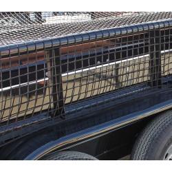 Snap-Loc - SLAMCN96144 - Cargo Net, Military Grade, Nylon, 96x144in