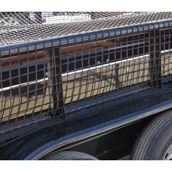 Snap-Loc - SLAMCN96192 - Cargo Net, Military Grade, Nylon, 96x192in
