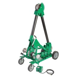 Greenlee / Textron - 6806 - Cable Puller, 8000 lb, 120V, w/Versi Boom