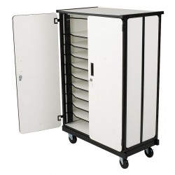 Balt / MooreCo - 27541 - Charging Cart, Capacity 20, Locking Mechanism: Yes, Laminated MDF/Metal