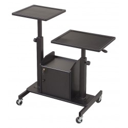 Balt / MooreCo - 82692 - BALT Pro-View Projection Stand with Two Platforms (Each)