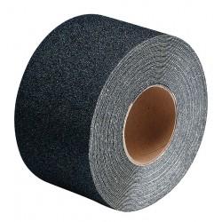 Brady - 110019 - 60 ft. x 4 Silicon Carbide Antislip Tape, Black