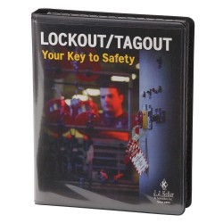 Brady - 104216 - Lockout Tagout Training Kit, Spanish