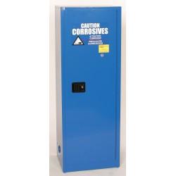 Eagle Mfg - CRA-2310 - Eagle CRA-2310 Space Saver Acid Storage Cabinet, Self-Closing Door, 24 Gallon