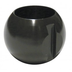 Elkhart Brass - B90 SERIES BALL - Inlet/Outlet Replacement Ball, Celcon, For Use With Elkhart B-90 Series