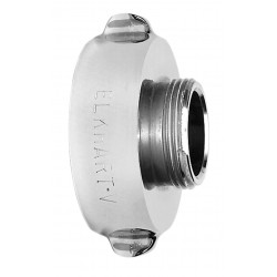 Elkhart Brass - A-327 - Fire Hose Rocker Lug Adapter, Nonswivel Adapters Fittings Sub-Category, FNST x MNST Connection Type,