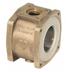 Elkhart Brass - EB35 - Unibody Apparatus Valve Body, 3-1/2 In