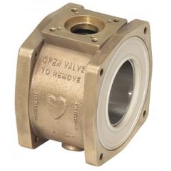 Elkhart Brass - EB40 - Unibody Apparatus Valve Body, 4In, 250 psi
