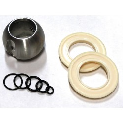 Elkhart Brass - EB15 & EB20 - Valve Repari Seal Kit w/ Ball