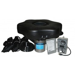Kasco - 4400VFX200 - 1 HP Pond Aerating Fountain System, 120V Voltage, 11 Full Load Amps, 1231 Full Load Watts