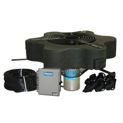 Kasco - 8400VFX200 - 2 HP Pond Aerating Fountain System, 240V Voltage, 10 Full Load Amps, 2376 Full Load Watts