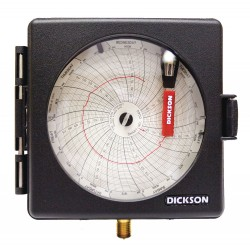 Dickson - Pw470 - Chart Recorder 4in 0 To 100psi (each)