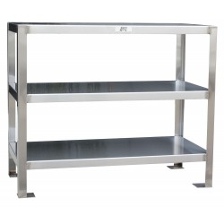 Jamco products yg236 fixed height work table for Table th fixed width