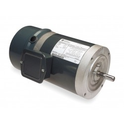 Marathon Electric / Regal Beloit - 056B17F5330 - 1-1/2 HP Brake Motor, Capacitor-Start, 1725 Nameplate RPM, 115/208-230 Voltage, Frame 56C