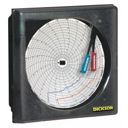 Dickson - TH6P1NIST - Chart Recorder, NIST, 6 In