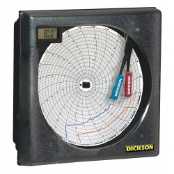 Dickson - TH6P2NIST - Chart Recorder, NIST, 6 In