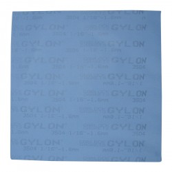Garlock / EnPro Industries - 3504-15062 - PTFE with Glass Microspheres Gasket Sheet, Blue