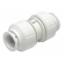 John Guest - PEI0428 - PEX Coupler, 3/4 Tube Size