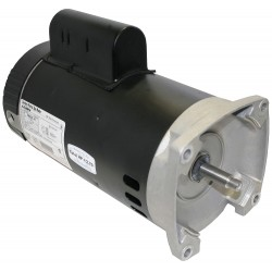 A.O. Smith - HSQ1072 - 3/4 HP Pool and Spa Pump Motor, Capacitor-Start, 3450 Nameplate RPM, 115/208-230 Voltage, 56Y Frame