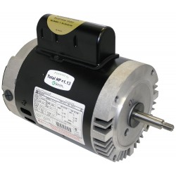 A.O. Smith - B125 - 3 HP Pool and Spa Pump Motor, Permanent Split Capacitor, 3450 Nameplate RPM, 230 Voltage, 56C Frame