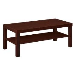 basyx (HON) - HBLH3160.N - Coffee Table, Mahogany, 16 In