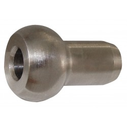 Loos - 664C12 - Single Shank Ball, 303 SE/304, Size 3/8