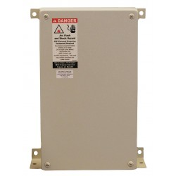 Weg - BCWTD450V53E4-N - Power Factor Correction Capacitor, 45.00 KVAR, 480VAC Voltage, 11.8 Width, 4.8 Depth, 23.6 Height