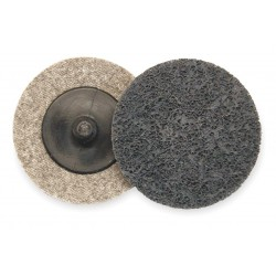 ARC Abrasives - 71-36205K - 2 Coated Quick Change Disc, TR Roll-On/Off Type 3, 60, Medium, Ceramic, 100 PK