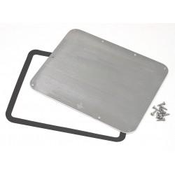 Plasticase - 905-BEZEL KIT - Waterproof Panel Kit, for 905 Case, Alum.