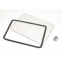 Plasticase - 915-PANEL KIT - Waterproof Panel Kit, for 915 CaseLexan