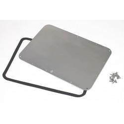 Plasticase - 915-BEZEL KIT - Waterproof Panel Kit, for 915 Case, Alum.
