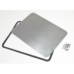 Plasticase - 920-BEZEL KIT - Waterproof Panel Kit, for 920 Case, Alum.