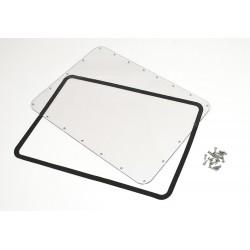 Plasticase - 925-PANEL KIT - Waterproof Panel Kit, for 925 CaseLexan
