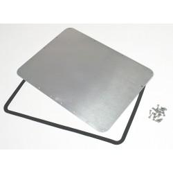 Plasticase - 925-BEZEL KIT - Waterproof Panel Kit, for 925 Case, Alum.