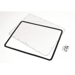 Plasticase - 930-PANEL KIT - Waterproof Panel Kit, for 930 CaseLexan