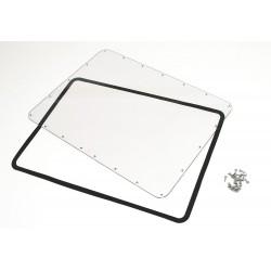 Plasticase - 940-PANEL KIT - Waterproof Panel Kit, for 940 CaseLexan