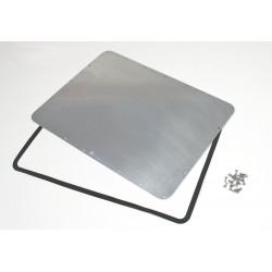 Plasticase - 940-BEZEL KIT - Waterproof Panel Kit, for 940 Case, Alum.