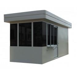 Porta-King - G-DAR-197 - Guard Building, 90W x 228L x 118 In H