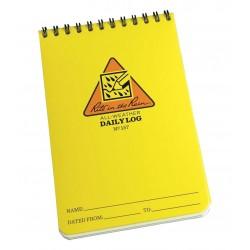 JL Darling - 157 - Daily Log Notebook