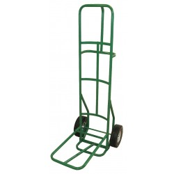 Other - C120-10FPN - Stacking Chair Truck, 500 lb., Frame Width 14, Wheel Type Pneumatic