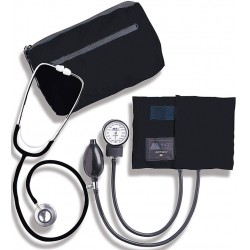 DMI / Briggs Healthcare - 01-260-021 - Dual Head Combo Kit, Black