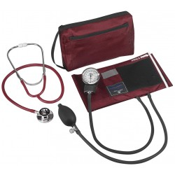 DMI / Briggs Healthcare - 01-260-071 - Dual Head Combo Kit, Burgundy
