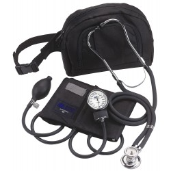 DMI / Briggs Healthcare - 01-365-021 - Fanny Pack Combination Kit, Black