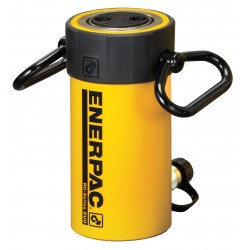 "Enerpac - RC10010 - 100 tons Single Acting General Purpose Steel Hydraulic Cylinder, 10-1/4"" Stroke Length"