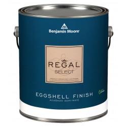 Benjamin moore 05491x001oc75 interior paint eggshell for Benjamin moore pristine