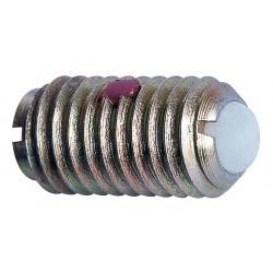 TE-CO - 5380401 - Plunger, Ball, Lgt, Steel, 1/4, 17/32, PK5