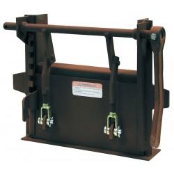 Buyers - CCD0714 - Inspection Door, Steel, 7 1/4 x 13 3/4 In