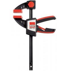 Bessey Tools - EZS15-8 - 6 (In.) Capacity Bar Clamp/Spreader 6-1/2 to 13-1/2 (In.) Spreading Range, 3-1/2 Throat Depth (In.)