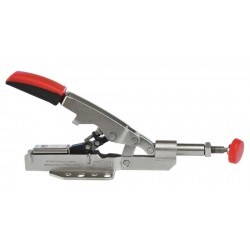 Bessey Tools - STC-IHH25 - 1 Inline Auto-Adjust Toggle Clamp, 700 Holding Capacity (Lb.), 1-5/8 Overall Height (In.)