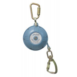 Falltech - G7276WR - 20 ft. Self-Retracting Lifeline with 310 lb. Weight Capacity, Blue
